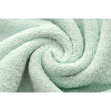 Aqua Long-Staple Soft CottonTowels