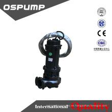 bomba sumergible de alta calidad WQ / QW bomba centrífuga vertical de alta calidad