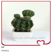 China Wholesale Mini Artificial Cactus plants For Home Decor