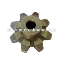 OEM чугунных частей цепных колес в Китае, песок литья