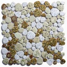 Sweden Antique Style Kitchen Decorative Ceramic Mosaic Tile for Crafts