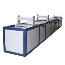 Máquina de pultrusión de fibra de vidrio 10 T FRP / línea de pultrusión