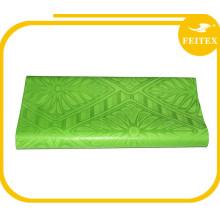 Bazin Riche Guinée Brocade Tissu Dame Robe Africaine Tissu Doux Jacquard 100% Coton En Gros FEITEX 5 Yards / Paquet Damassé
