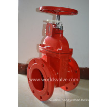 Ductile Iron Gate Valve with Position Indicator (Z45X-10/16)