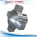 Aluminiun fertigte CNC-Maschinenteile besonders an