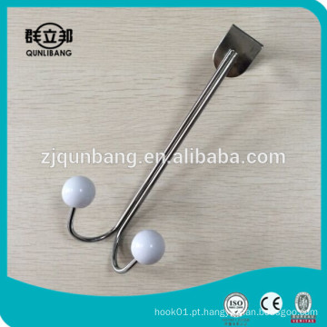 Metal Wire Single Hook para roupas