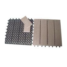 WPC Tile, Outdoor Tile, WPC Decking Tile