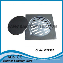 3PCS Stainless Steel Floor Drain (D27307)