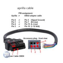 Априлия ЭКЮ, тюнинг Tuneecu диагностики OBD интерфейсный кабель для мотоцикла