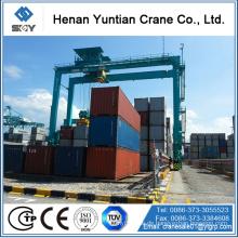 Gummireifen-Behälter-Portalkrane / Portalkran-Designzeichnung / Containerbrückenkräne