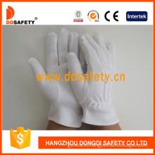 Light/Medium Weight Cotton Inspector Parade Gloves-Dch110