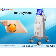Hifu for Wrinkle Smooth /13mm Hifu Machine/ Ultrasound Face Lift Hifu