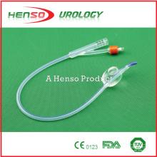 Disposable Silicone Foley Balloon Catheter