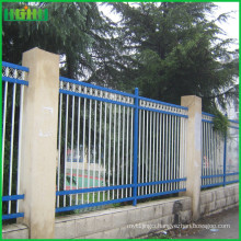 powder coated zinc steel balcony fence with powder coated with great price