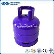 Fully Wrapped 3 kg Outdoor Sports LPG Gas Cylinder for Sale