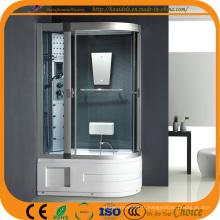Douche à vapeur de verre de tissu (ADL-8806L / R)