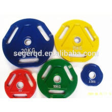 Alex Rubber Olympic Weight Plates