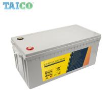 Hot Sale! Factory Solar Wind Energy 24V 100ah/200/300ah  Li-Ion Battery ion Lithium Lifepo4 Battery