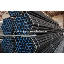 JBC tubo de aço preto, melhor tubo de aço frio extraído
