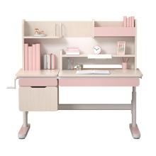Adjustable children furniture sets children reading tables