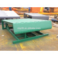 Weight 8t Warehouse hydraulic dock lift for sale/stationary hydraulic dock levelers