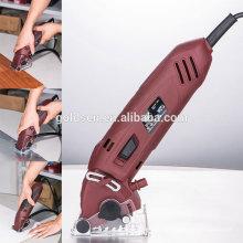 Heiße 54.8mm 400w tragbare handliche elektrische Energie kleine kreisförmige Säge Mini elektrische Säge