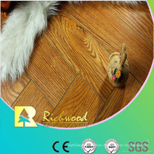 8.3mm Embossed Maple V-Grooved Waxed Edged Laminated Flooring