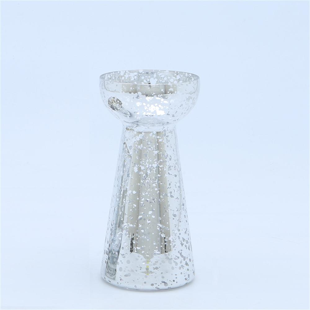 Br 51905glitter Glass Vases For Flowers 4