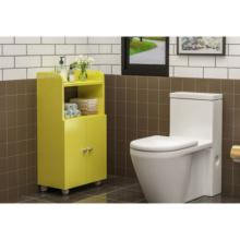 Armoires de rangement de salle de bain en bois pour tiroir d'équipement