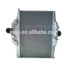Intercooler plein en aluminium pour Mercedes Benzs AXOR camion OEM 9405010301 NISSENS: 97024