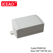 Electrical plastic box enclosure with door wall enclosure surface mount junction box waterproof enclosure box for electronic