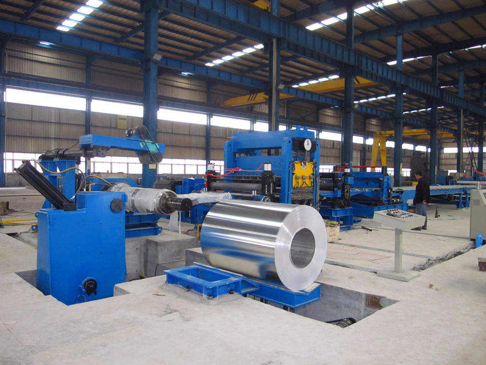 Stainless Sheet Production Line