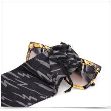 Soft Microfiber Hot Transfer Printing Pouch Sunglasses Case