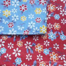 100% algodón 20 * 10 40 * 42 Tela acolchada de algodón de la franela de la venta caliente acolchada para el bebé
