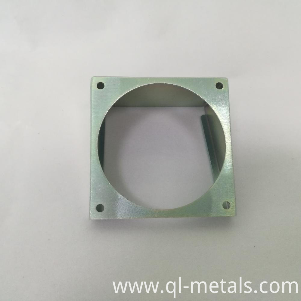 Small Aluminum Parts