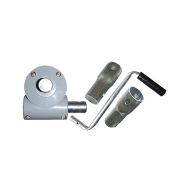 Ventilation manuelle manuelle Roll Up Winch