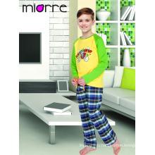 Мальчик Miorre ОЕМ детский мультфильм животных разработанный набор пижамы пижамы