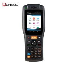 Android grande Terminal PDA Scanner de código de barras Handheld PDA