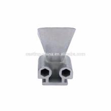Moulage de précision de haute qualité en acier inoxydable / pièces en acier au carbone personnalisé