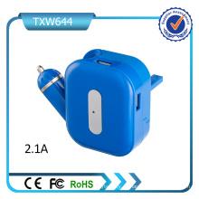 110V-240V 2A cargador USB