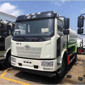 4x2 FAW 190HP  Water Bowser Truck