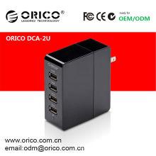 Dispositifs de charge USB ORICO à 4 ports, chargeur USB à plusieurs périphériques, chargeur USB 240V