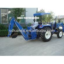 Tractopelle de tracteur hydraulique LW-7