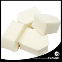 esponjas cosméticas da espuma, esponja cosmética comprimida cosmética da esponja de celulose / nbr