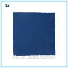 Tissu de nettoyage de lunettes de microfibre standard