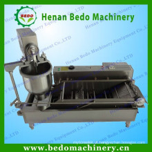 mini máquina de rosca automática com funil de rosca