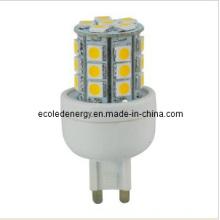 Luz LED G9 con CE y Rhos