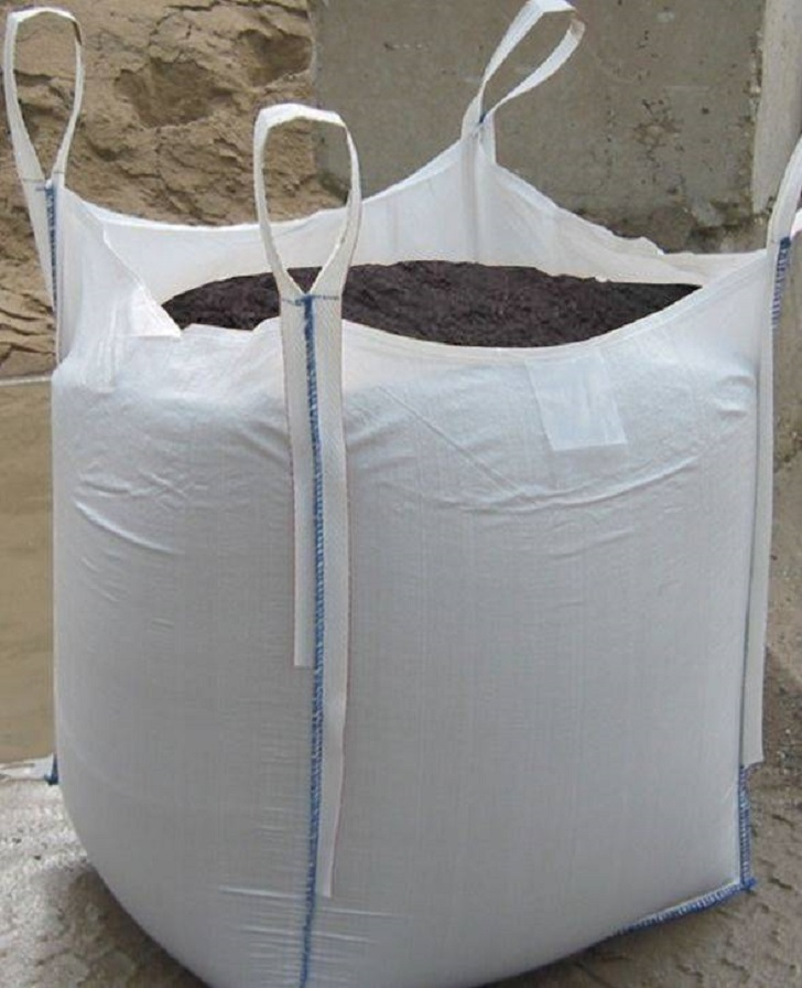 How Much Sand In A Bulk Bag