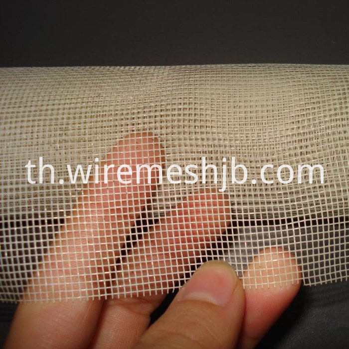 Fiberglass Window Screen White