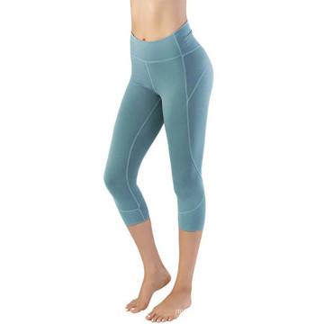 Leggings Capris Yoga para mulheres